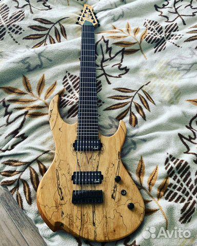 8 струнная гитара Agile intrepid Dual 828 Eb