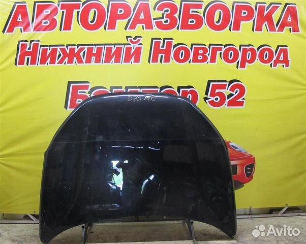 89524408730  LADA Vesta капот (черн)