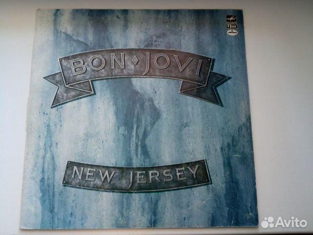 Bon jovi - new jersey  89178353407 купить 1