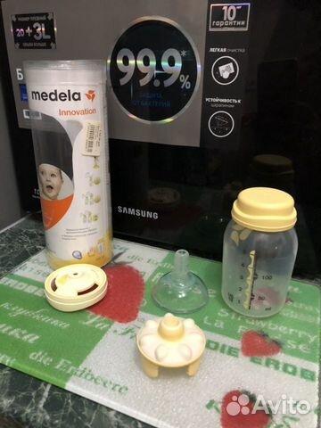 Бутылочка с соской medela 89191513830 купить 2