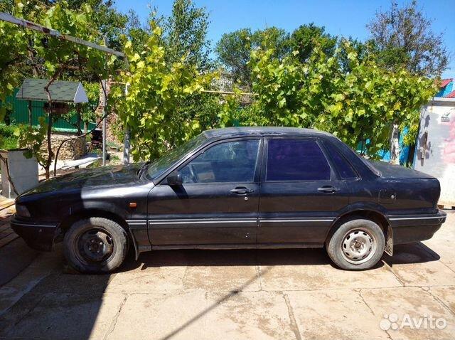 Mitsubishi Galant, 1988 89189301197 купить 1