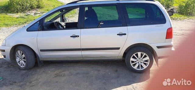 Volkswagen Sharan, 2003  купить 1