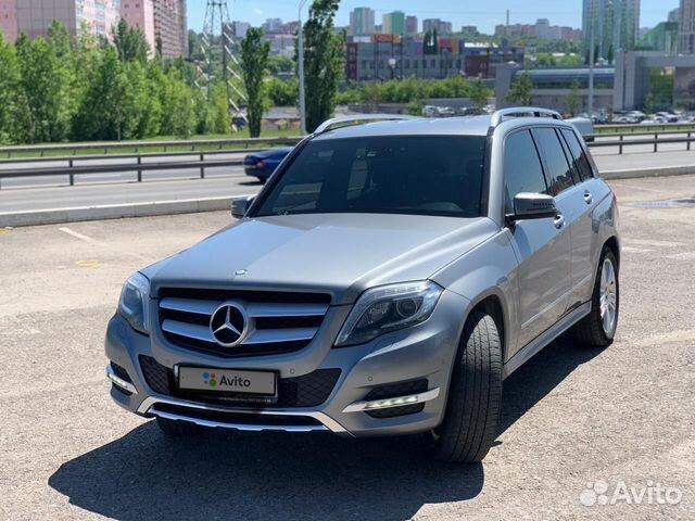 Mercedes-Benz GLK-класс, 2012  купить 4