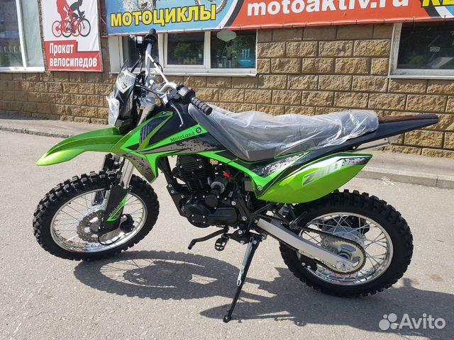 Motoland RZ 200 (2020) купить 5