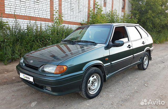 VAZ 2114 Samara, 2007 köp 1