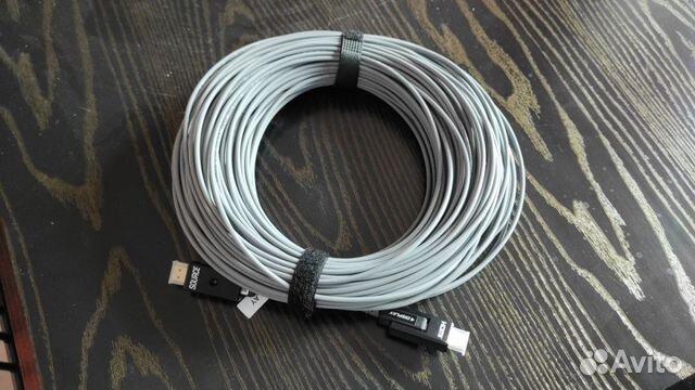 Hdmi-кабель оптический 50м