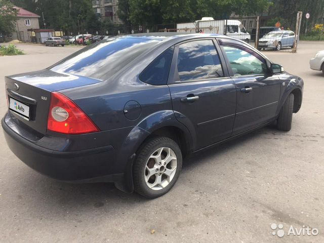 Ford Focus, 2006  89513089634 купить 4