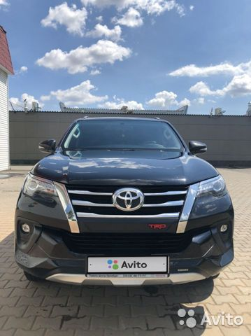 Toyota Fortuner, 2018  89584890216 купить 5