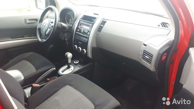 Nissan X-Trail, 2009  89605085857 купить 8
