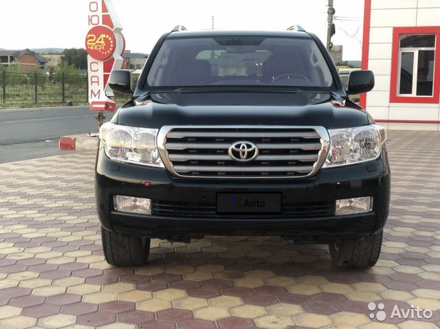 Toyota Land Cruiser, 2011  89270556666 купить 10