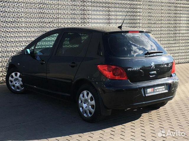 Peugeot 307, 2007  88633330423 купить 7