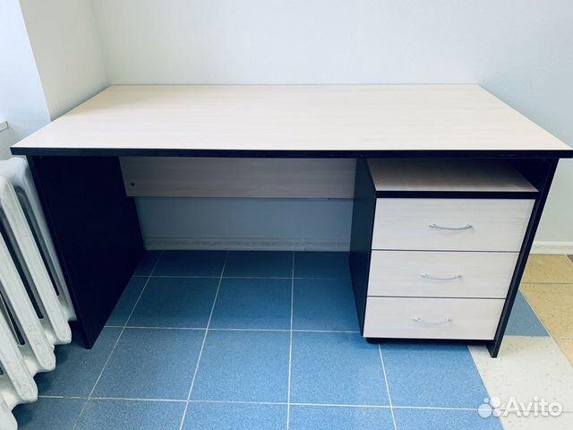 Письменный стол с тумбой  89090173737 купить 1