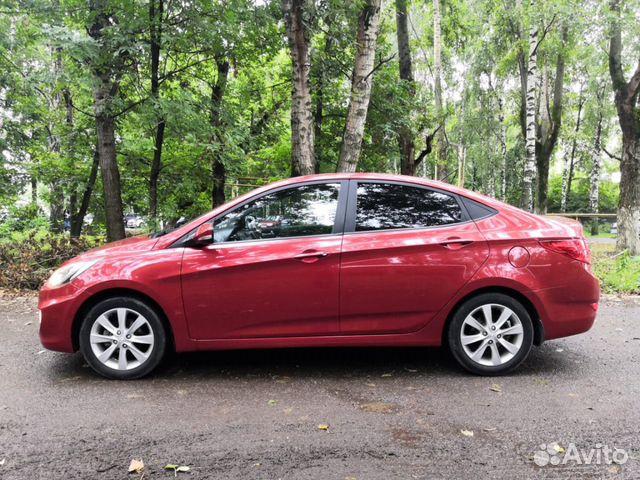 Hyundai Solaris, 2011  89061617491 купить 2