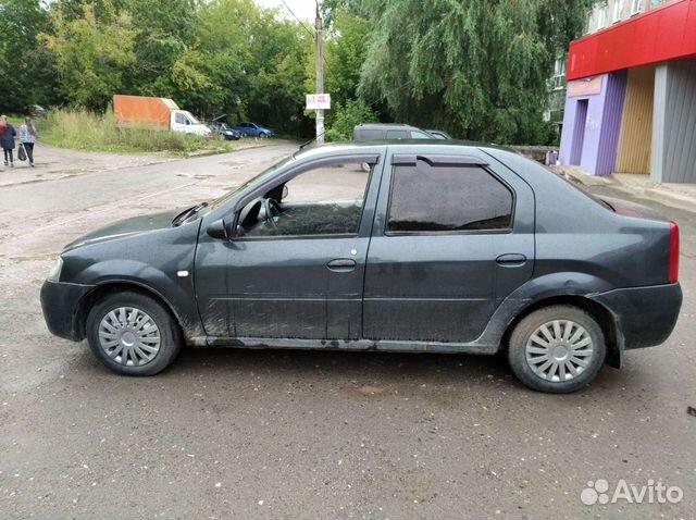 Renault Logan, 2009  89655570646 купить 1