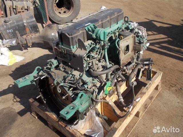 Двигатель Вольво D7E Euro3 (Volvo)  купить 2