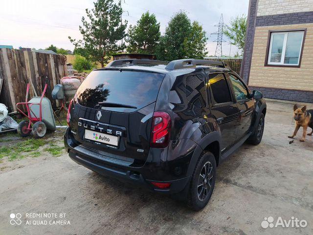 Renault Duster, 2017  89632772815 купить 3