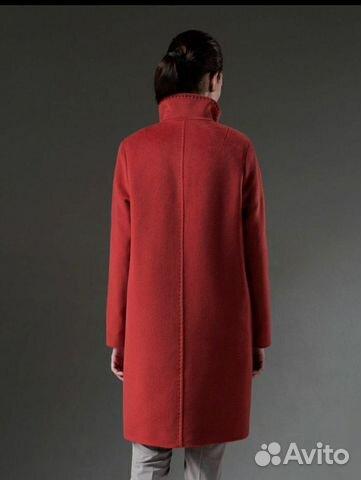 Пальто демисезон, pompa,размер 42/170  89294374909 купить 2