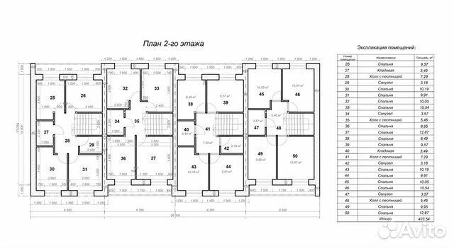 Таунхаус 120 м² на участке 16 сот.  89043659494 купить 3