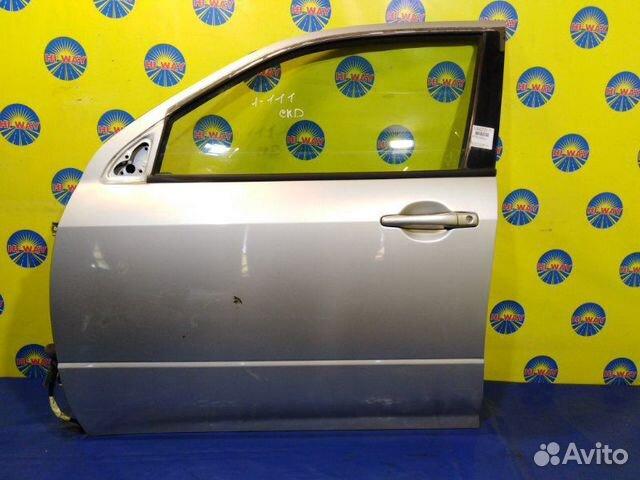 Дверь боковая передняя левая Mmc Airtrek CU2W 4G63  89235799119 купить 1