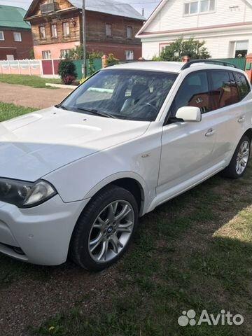 BMW X3, 2009  89656453758 купить 2