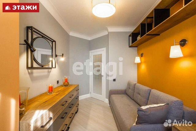 3-к квартира, 86.4 м², 4/9 эт.  89214656341 купить 6