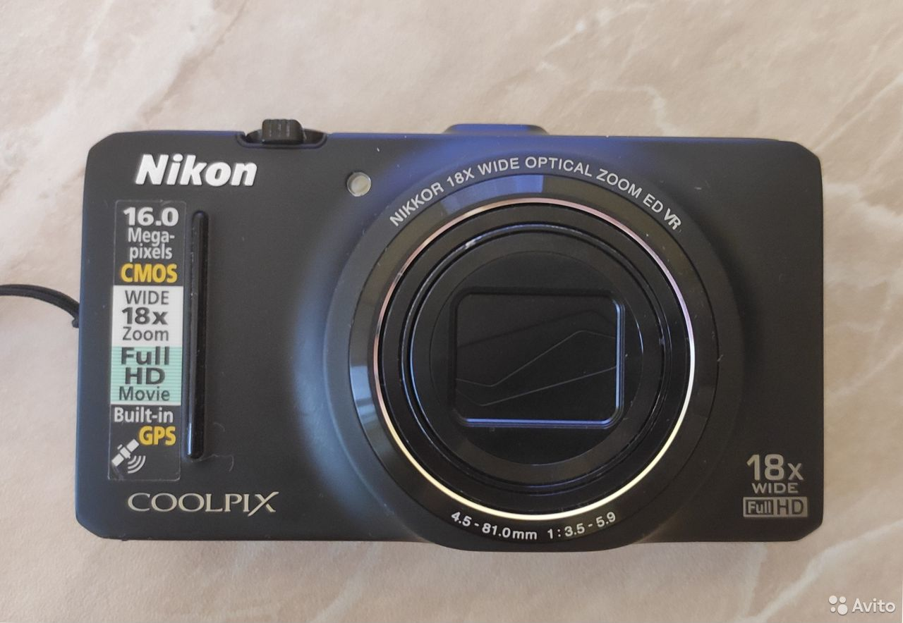 Фотоаппарат nikon coolpix s9300  89053245672 купить 4