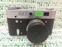 Фэд 3 FED 3 фотоаппарат б/у из СССР
