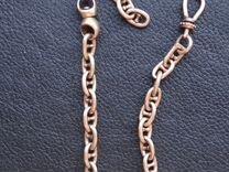 Часовая цепь - Золото 56