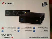 Медиаплеер iconBIT XDS52GL