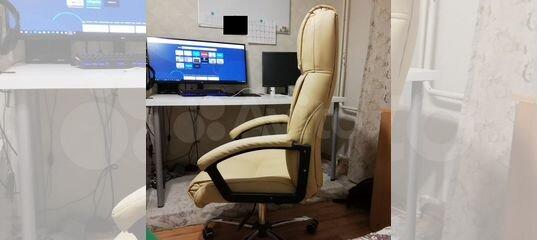 Компьютерное кресло TetChair Бергамо