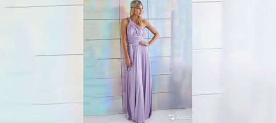 47a6821b0bdeab8 Напрокат Платье-трансформер для подружек невесты купить в Тамбовской области  на Avito — Объявления на сайте Авито