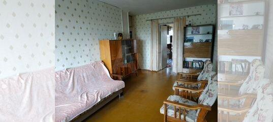 3-к квартира, 58 м², 5/5 эт.