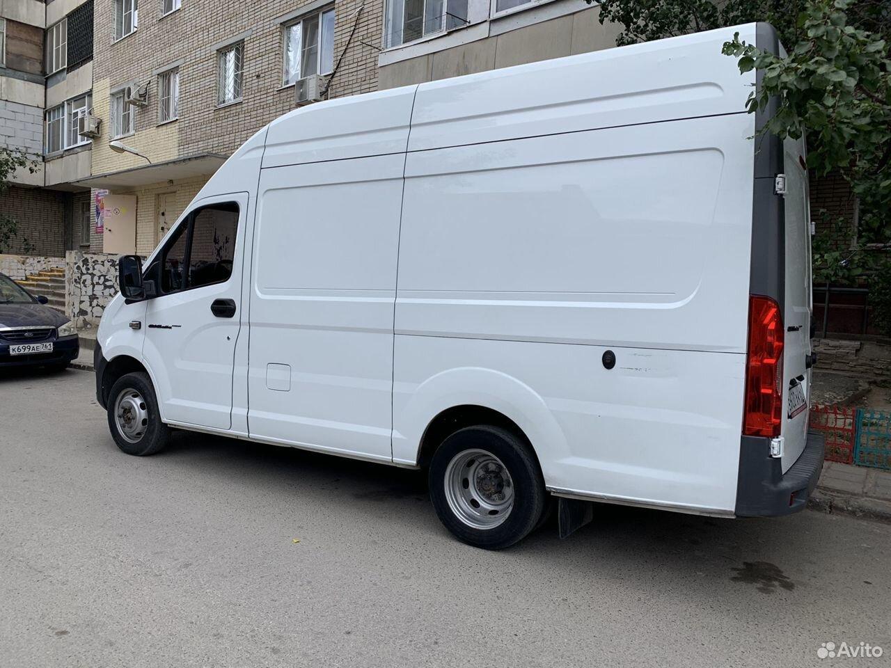 ГАЗ ГАЗель Next, 2017  89613130600 купить 1