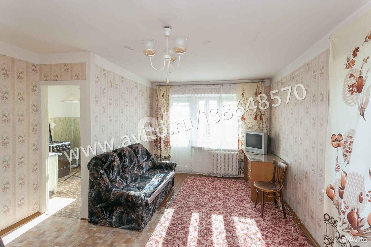 1-room apartment, 31.3 m2, 5/5 floor.  89227153913 buy 1