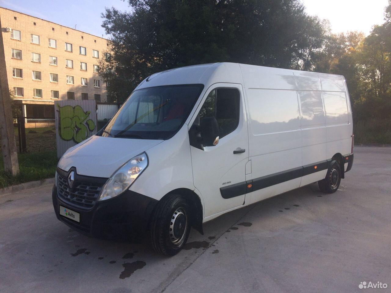 Renault Master, 2015  89062090963 купить 5