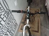 Велосипед actico 6 скоростей