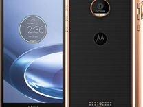 Motorola moto z 1650-05 4/64 Gold
