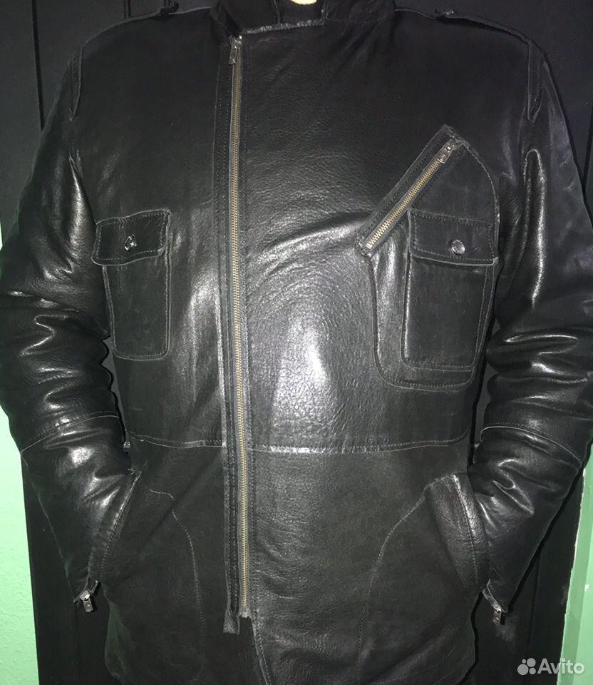 Куртка кожаная  89131618999 купить 3