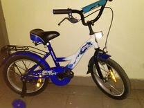 Велосипед 4х колесный