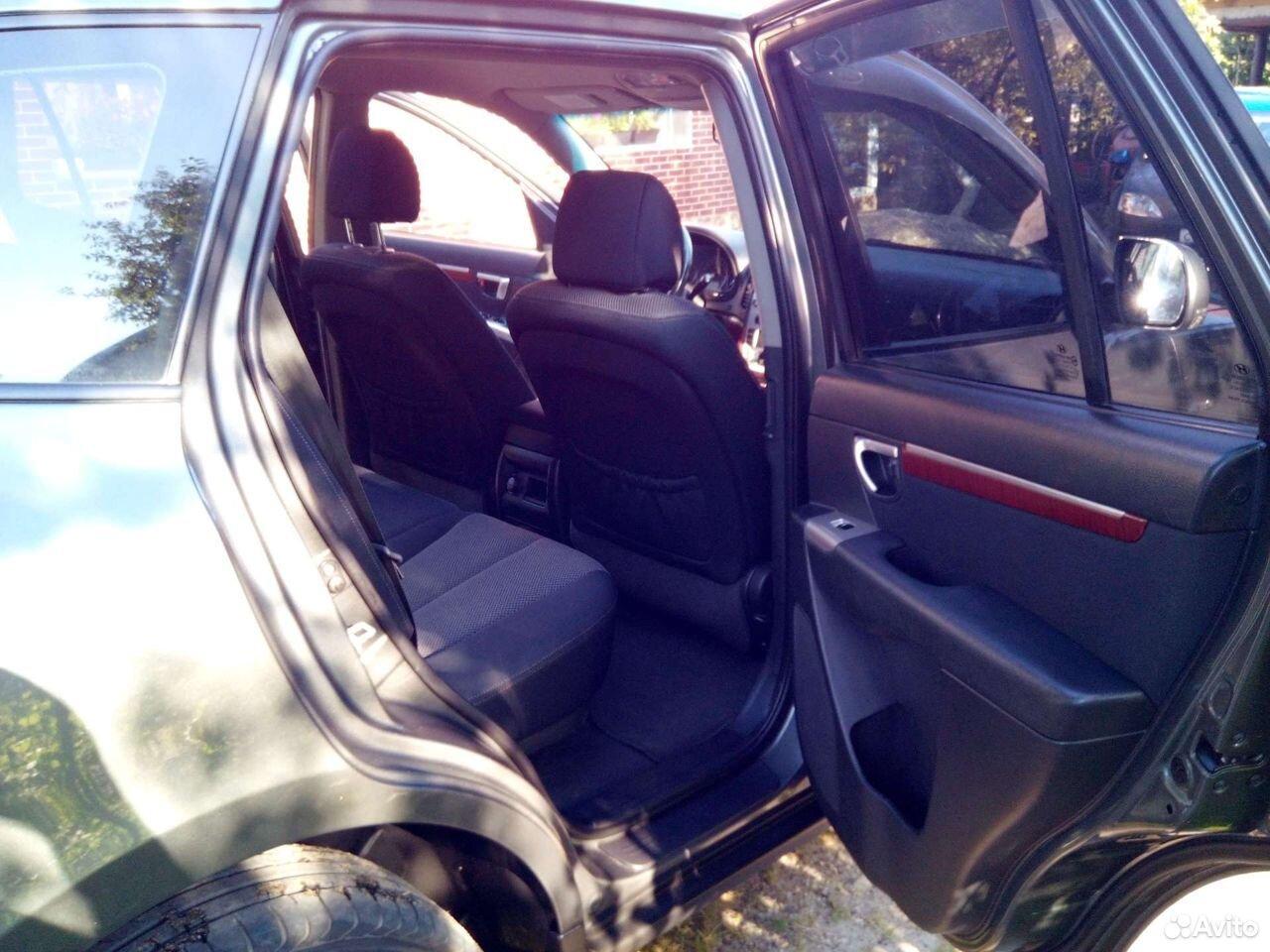 Hyundai Santa Fe, 2008  89097960302 купить 6