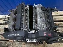 Двигатель Peugeot Пежо 407 607 3.0 XFV XFU — Запчасти и аксессуары в Воронеже