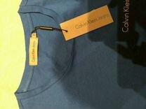 Футболка Calvin Klein оригинал — Одежда, обувь, аксессуары в Москве