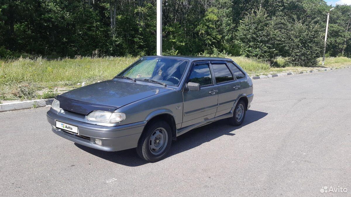ВАЗ 2114 Samara, 2008  89606288792 купить 8