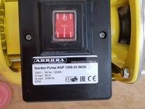 Б\У насосная станция aurora AGP 1200-25 inox