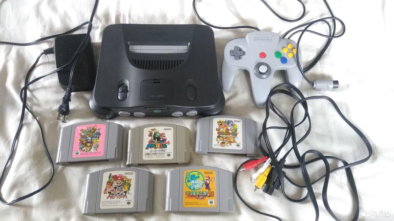 Nintendo 64  89241231635 купить 1