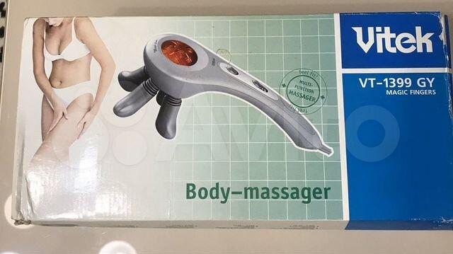 Vitek vt 1399 массажер массажер антицеллюлитный выбрать