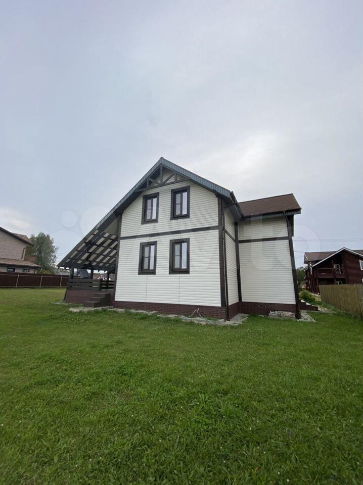 Дом 190 м² на участке 13 сот.  89587495091 купить 1