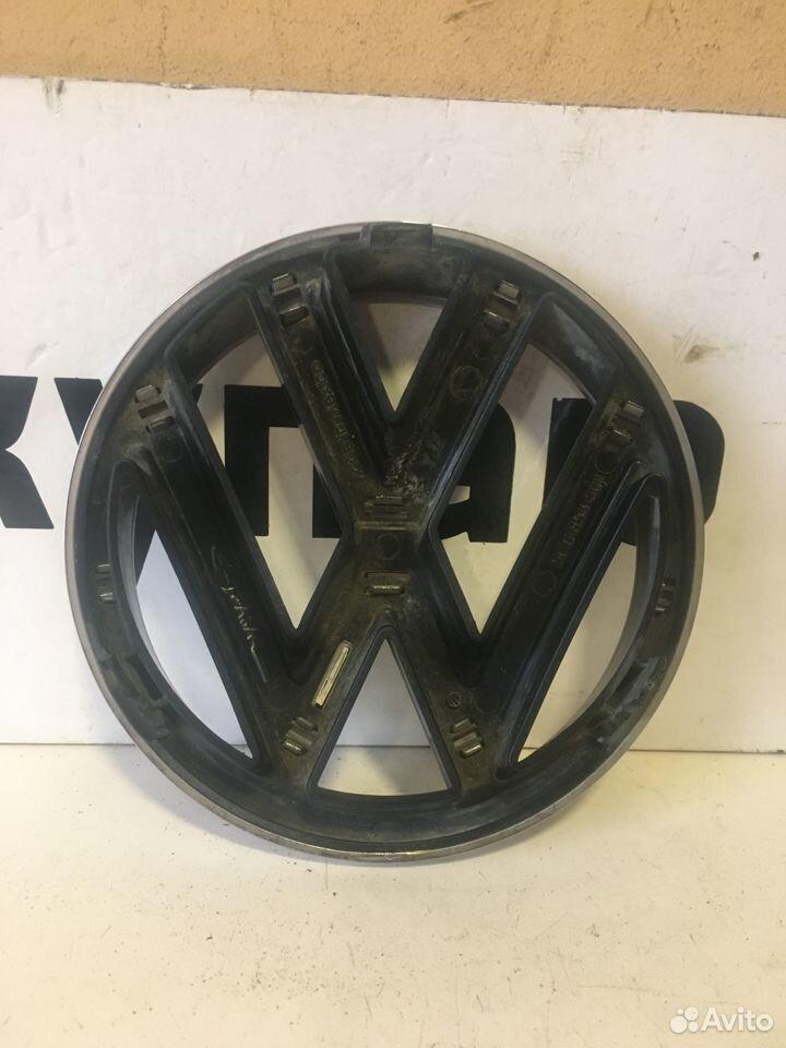 Эмблема решетки Volkswagen Jetta 6  89174474102 купить 4
