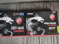 I5-4670K + GTX 770 OC