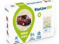 Модуль охранно-поисковый StarLine М66-M